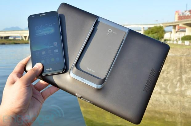 ASUS PadFone 2 review: two times is a charm for this phone-in-tablet combo