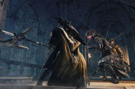 Dark Souls lead developers resistant to mobile version due to controls
