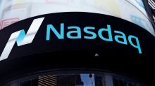S&P, Nasdaq back off early highs on stimulus jitters