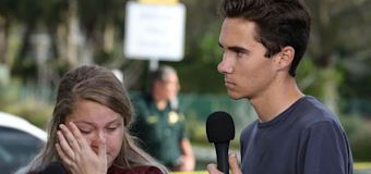 Ugly 'crisis actors' lie spreads after Fla. massacre