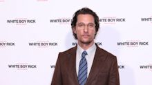 Matthew McConaughey: Oscar ambition in diary 'blew my mind'
