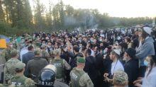 Israel pede retorno de 2.000 peregrinos judeus bloqueados na fronteira de Belarus