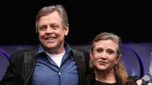 Mark Hamill Recalls 'Making Out Like Teenagers' With Carrie Fisher