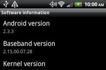 Droid Incredible meets its future with leaked Gingerbread ROM