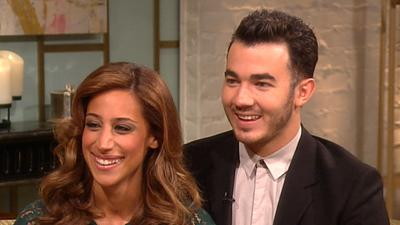 Kevin And Danielle Jonas Explain The Positives And Negatives Of Appearing On 'Married to Jonas'
