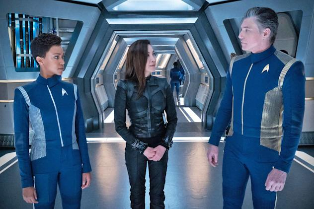 Michelle Yeoh may lead 'Star Trek' spinoff on CBS All Access
