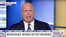 Ex-Acting AG Matt Whitaker Offers Curious Trump Defense: 'Abuse Of Power Not A Crime'