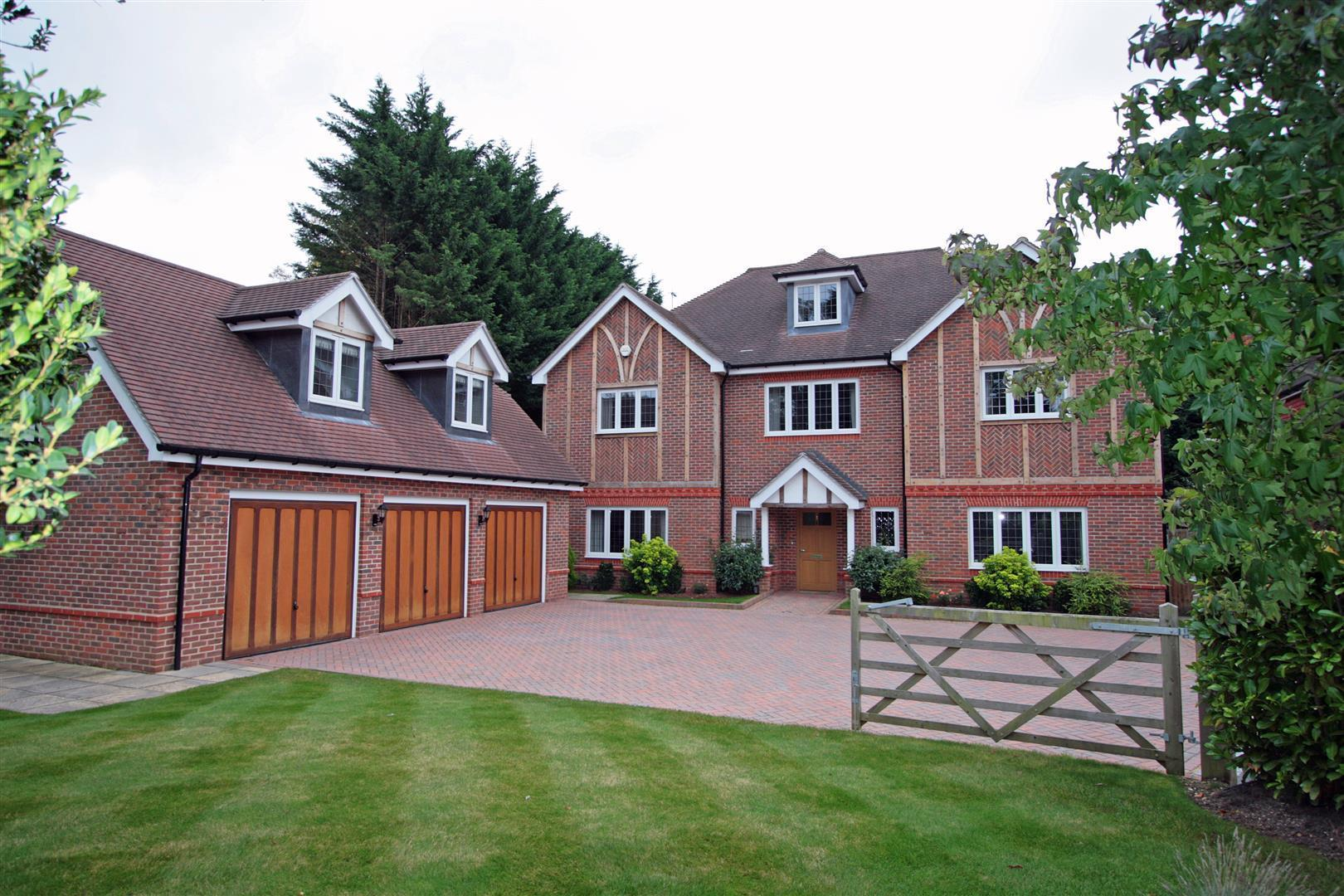 <p>This swanky new-ish property in Gerrards Cross, Buckinghamshire, made number four, despite only going on the market in October.</p>  <p>It ticks all the boxes that have put so many of these properties on the list - being detached, and offering five bedrooms plus a garage.</p>  <p>The price reflects the fact it offers all that - in one of the priciest parts of the country. It makes it the most expensive property in the top ten.</p>