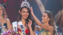 People flock to Twitter to congratulate Miss Philippines for winning Miss Universe 2018
