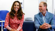 Prince William and Kate Middleton leave fans in tears with emotional video of father reunited with son