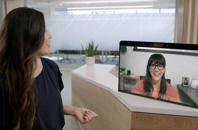 Zoom's meeting room features help you safely return to the office