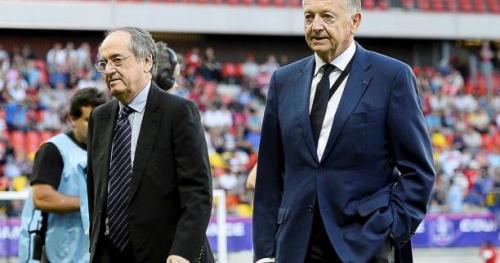 Foot - FFF - Jean-Michel Aulas : «Le projet de Noël Le Graët va servir tout le foot»