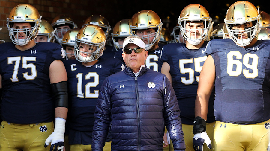 How playoff expansion benefits Notre Dame