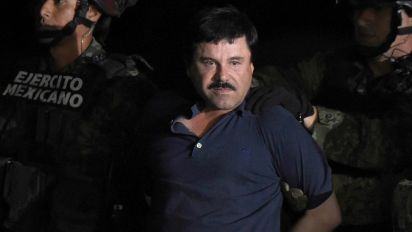 El Chapo trial begins under tight  security