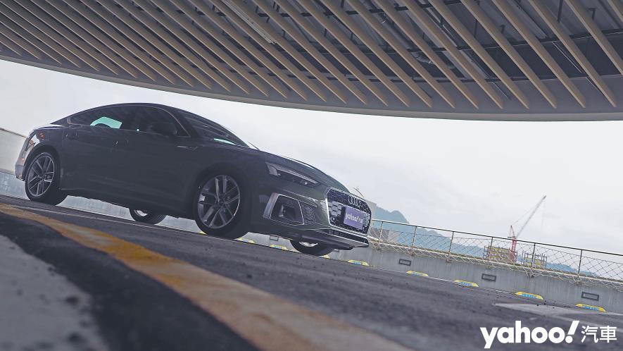 捉艷疾走!2021 Audi A5 Sportback 40 TFSI S line小改款試駕 - 1