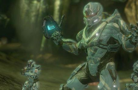 Halo 4 Crimson Map Pack, Extraction mode arrive December 10