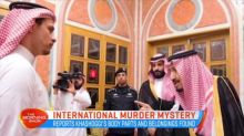 International murder mystery