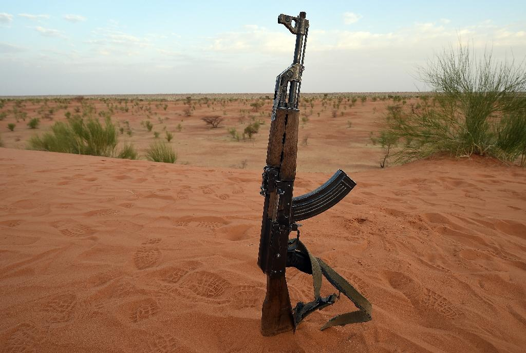 A UN report said that former Seleka rebels in the Central African Republic have obtained weapons from Sudanese traffickers, including AK-type assault rifles