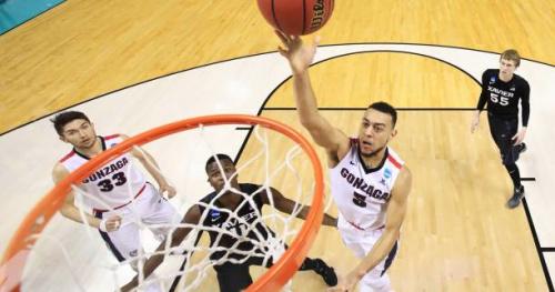 Basket - NCAA - Killian Tillie et Gonzaga se qualifient facilement pour le Final Four