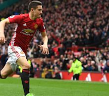 Herrera talks up Manchester derby importance