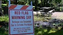 Red Flag Warning up, UC Berkeley identifies risk
