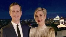 Ivanka Trump recycles mom Ivana's glitzy Bob Mackie cocktail dress 28 years later