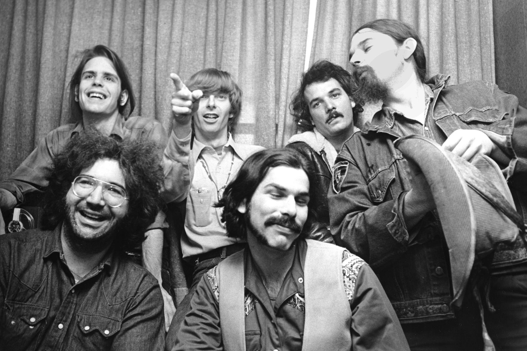 Grateful Dead Plot 'Workingman's Dead' 50th Anniversary Reissue