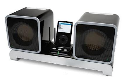 Griffin's Evolve wireless iPod speakers start shipping
