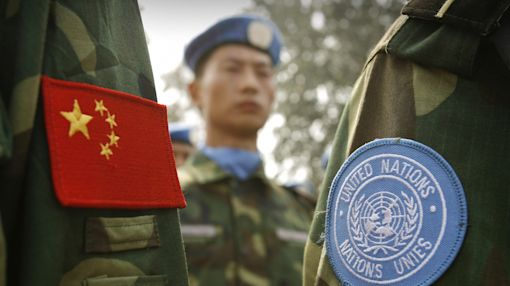 China Eyes Ending Western Grip on Top U.N. Jobs With Greater Control Over Blue Helmets