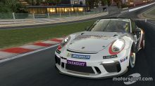 AO VIVO: Assista à etapa de Spa-Francorchamps da Porsche Esports Carrera Cup