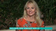 'I'm A Celeb': Noel Edmonds' wife Liz reveals secret communications with husband