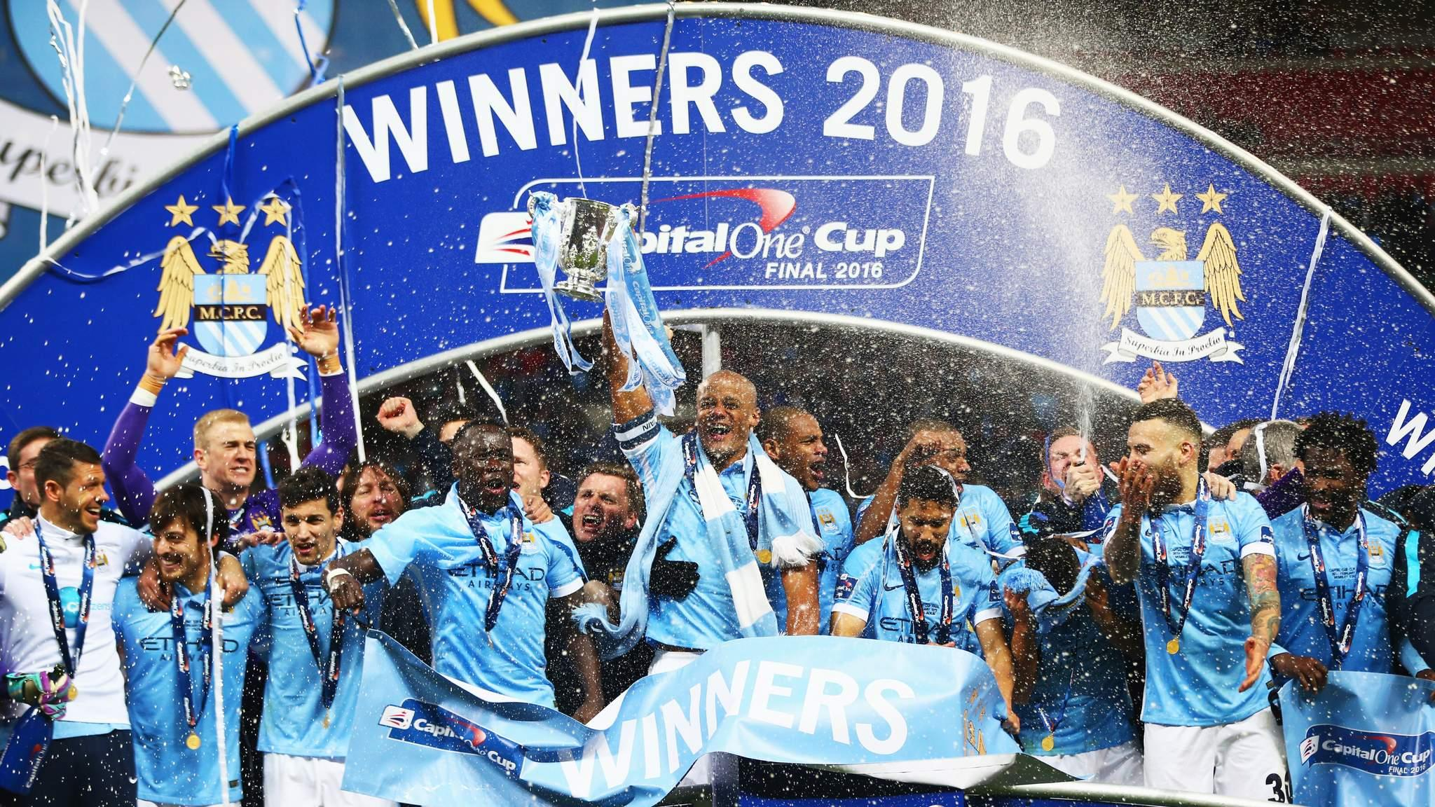 How Many Man City Won The Cup: Man City Win Capital One Cup On Penalties