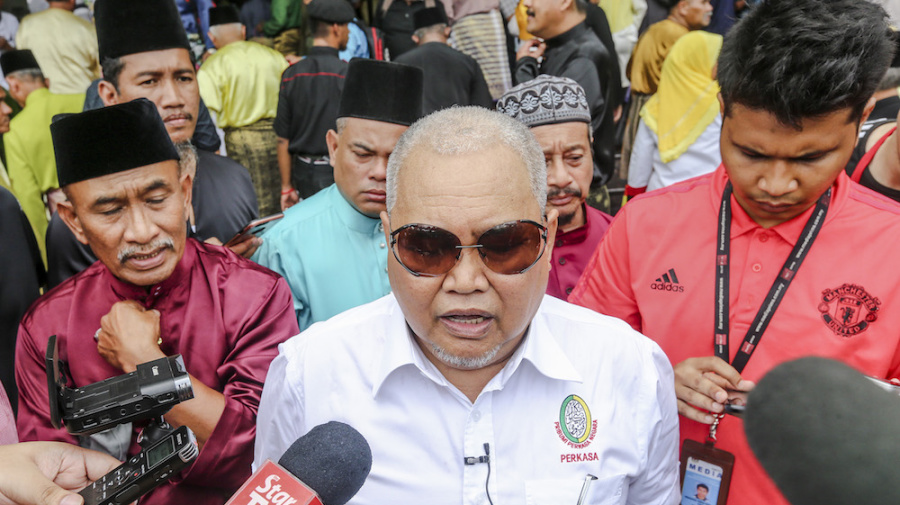 Sack Waytha or we'll hold demonstrations, Perkasa chief tells PM