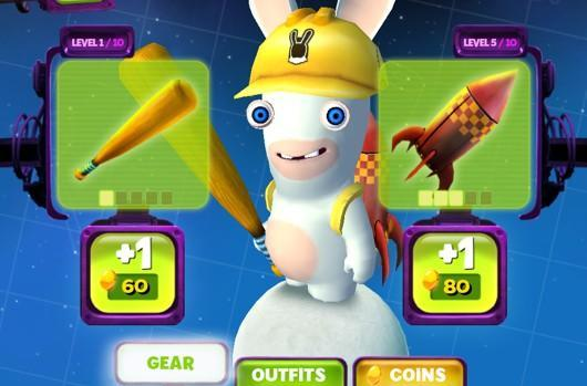 Rabbids Big Bang screams in October 17