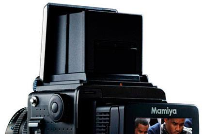 Mamiya churns out 33 megapixel RZ33 digital camera: yours for $18k