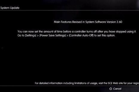 PS3 firmware 3.60 is live with cloud saves ... oh, and hacker suggests PS3 is 're-secured'