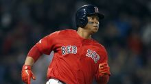 Red Sox's Rafael Devers striking out 32.7%; 'When he's out of the zone, he's not going to perform as well'