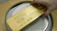 Gold climbs after dovish ECB stance