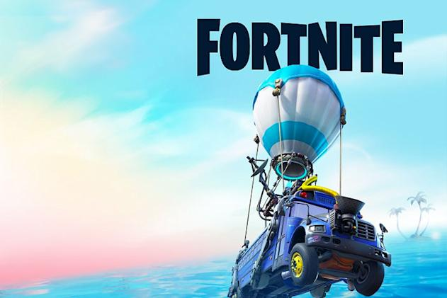 Sony 'Fortnite' leak all but confirms a flood theme for Chapter 2 Season 3
