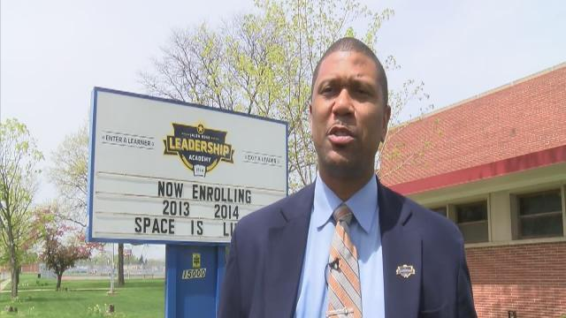 Jalen Rose announces new partnership for Leadership Academy