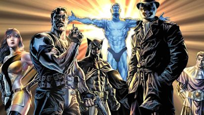 Watchmen TV show writer says it's a remix, not a reboot