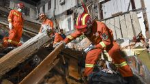 At least eight people killed in China hotel collapse