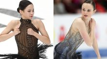 'Deliberately slashed': Shock allegations rock figure skating world