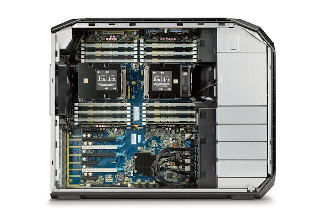 HP unveils its insanely upgradeable Z-class workstations