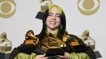 The 2020 Grammys' highs and lows, from Billie Eilish's 'Big Four' sweep to Aerosmith's big fail
