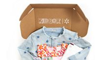 Walmart Partners with KIDBOX to Deliver Premium, Personalized Kids' Fashion to Parents' Front Doors