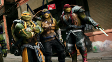 Review:'Teenage Mutant Ninja Turtles: Out of the Shadows' is the movie we wanted to watch as kids