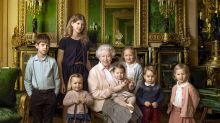 Keeping track of the royal grandchildren — and great-grandchildren