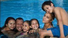 Jennifer Lopez and Alex Rodriguez Celebrate 'SundayFunday' With Their Kids