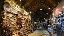 Turkey's Grand Bazaar reopens, along with cafes, restaurants